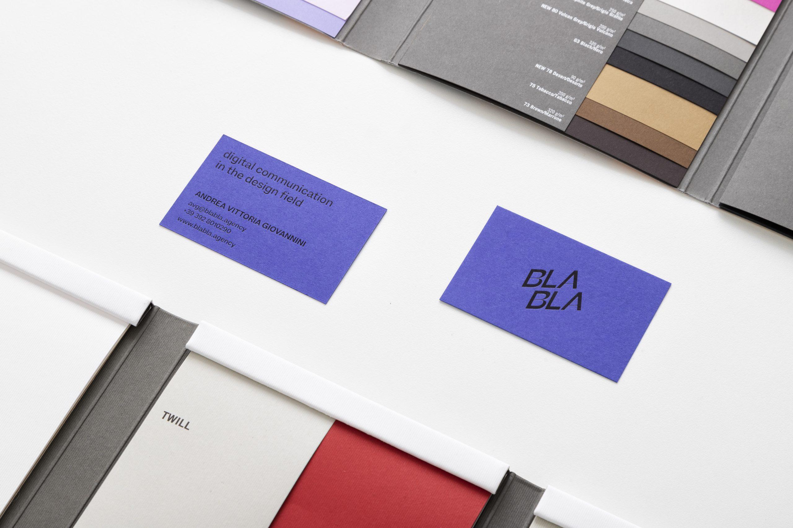 Rebranded: Studio Fond crea il nuovo Logo di Blabla.agency