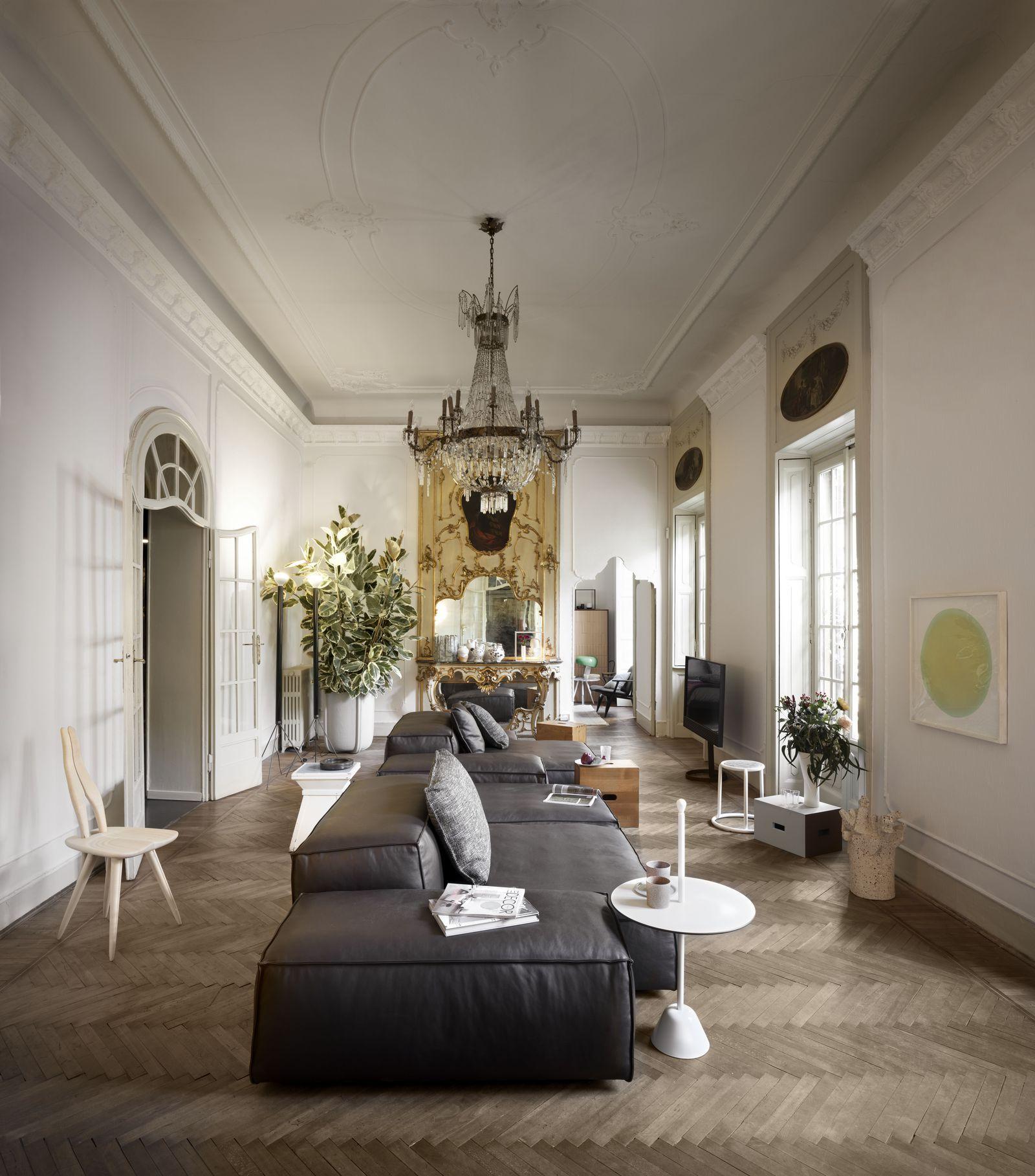 Elle Decor Italia + Air bnb presentano The Apartment: gli influencer selezionati da Blabla.agency raccontano lo spazio.